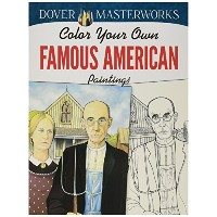 Dover Publications-Dover Masterworks: Famous American (並行輸入品)