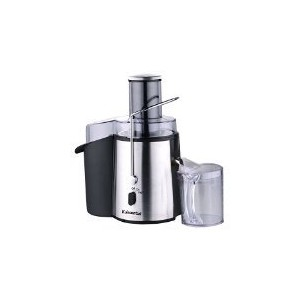 Kuissential 2-Speed 700 Watt Juice Extractor, Centrifugal Juicer - Stainless Steel by Kuissential