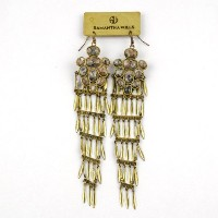 SAMANTHA WILLS(サマンサウィルス)DREAMING SOUL EARRINGS LEOPARD SW1453