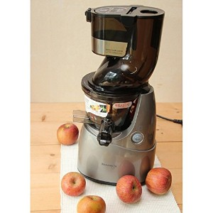 NUC Kuvings KJ - 623S口全体スロージューサーフルーツジュースの抽出~銀 NUC Kuvings KJ-623S Whole Mouth Slow Juicer Fruit...
