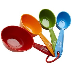 Fiesta 4-Piece Measuring Cup Set by Unknown