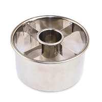 ScrapCooking Stainless Steel Donuts and Cronuts Cutter by ScrapCooking