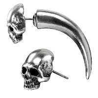 Tomb Skull Horn ( Single ) by Alchemy Gothic , England