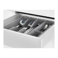 Ikea Flatware Silverware Cutlery Trays 10 X 12 Drawer Insert Smacker by Ikea