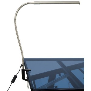 LED Bar Lamp - Silver by Studio Designs