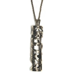 Cage Vial Necklace Yellow Gold 【並行輸入品】