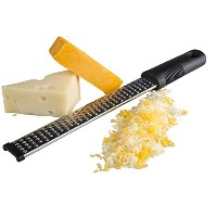 Premium Cheese Grater / Lemon Zester by Kitchen Winners