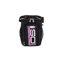 IsoCube 3 Meal Black/Pink by Isolator Fitness