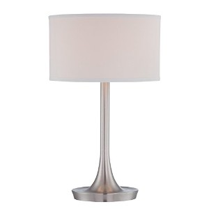 Lite Source LS-22655PS Baha Table Lamp by Lite Source