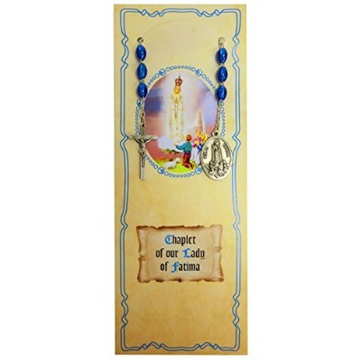 Our Lady of Fatima Collection Italy Rosary Chaplet