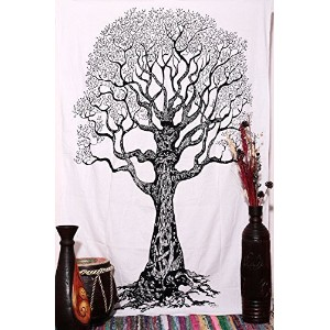 Native Purity Tree of Life Tapestries , Hippie Tapestries , Bohemian Boho Tapestry , Dorm Tapestry ...