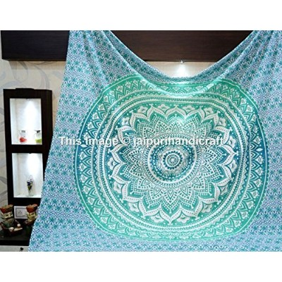 Mandala tapestries, Psychedelic Tapestry, Hippie Hippy Tapestries, Tapestry Wall Hanging, Ombre...