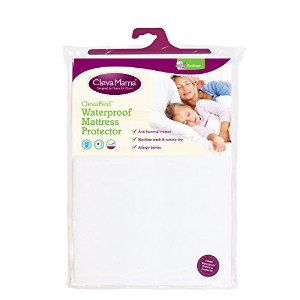 Clevamama Mattress Protector King Size 150 x 200 - Fitted