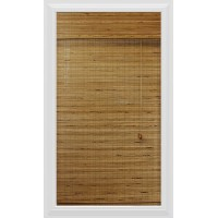 Calyx Interiors竹Roman Shade 29-Inch Width by 74-Inch Height ブラウン A04TBJ290740