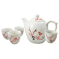 Happy Salesピンク桜Porcelain Teaセット