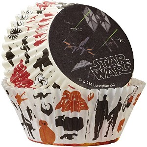 Wilton 415-5080 Star Wars Standard Baking Cups , Multicolor by Wilton