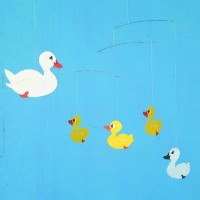 Flensted mobiles フレンステッドモビール The Ugly Duckling