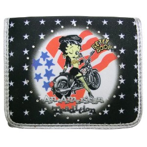 Betty Boop 三つ折り 財布 An American Tradition