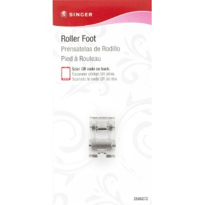SINGER Roller Snap-On Presser Foot for Low-Shank Sewing Machines by SINGER Sewing Company