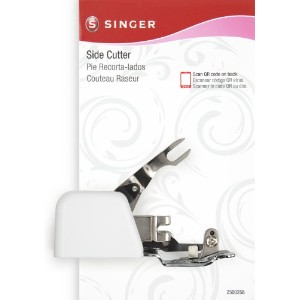 SINGER Side Cutter Attachment Presser Foot for Low-Shank Sewing Machines by SINGER Sewing Company