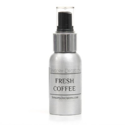 Coffee Car Freshener - Real Coffee Smell by Sensory Decisions [並行輸入品]