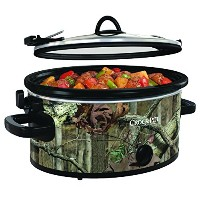 Crock-pot SCCPVL500-MO Cook and Carry Oval Slow Cooker, 5 Quart - Green by Crock-Pot