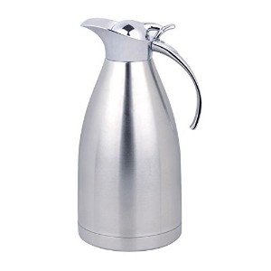 Panesor 2 Liter(68 Ounce) Thermal Coffee Carafe Stainless Steel Carafe Coffee Pot by Panesor