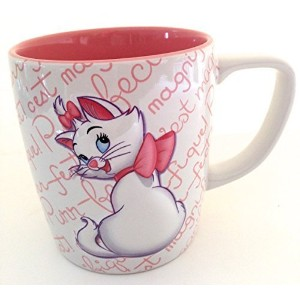 Disney Parks Marie Cat Kitten Aristocats Purr-fect Ceramic Mug NEW by Disney [並行輸入品]