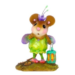 Wee Forest Folk Halloween L'il Glowbug Collectible by Wee Forest Folk [並行輸入品]