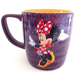 Disney Parks Minnie Mouse Cute Sweet Adorable Ceramic Mug NEW by Disney [並行輸入品]