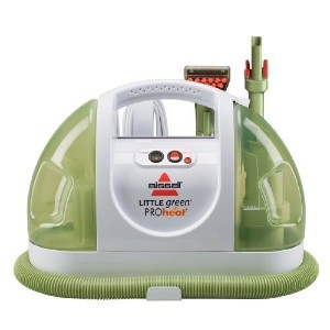 BISSELL Little Green ProHeat Compact Multi-Purpose Carpet Cleaner, 14259 by Bissell [並行輸入品]