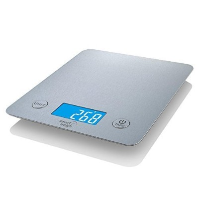 Smart Weigh Digital Multifunction Stainless Steel Food and Kitchen Scale by Smart Weigh [並行輸入品]