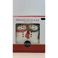 Publix Holiday Snowfolkナプキンホルダー