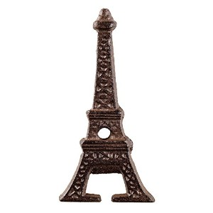 Prinz 2.5 X 5.Inch Cast Iron Eiffel Tower Bottle Opener In Antique Brown Finish [並行輸入品]