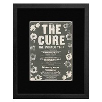 CURE - 1989 The Prayer Tour Framed Mini Poster - 53x43cm