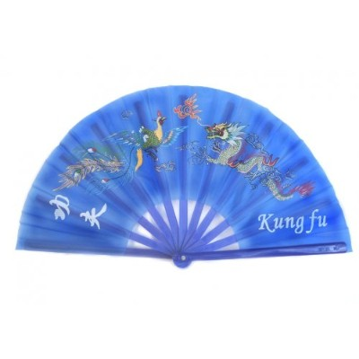 Kong Fu Fan-with stand