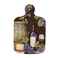 Keller-Charles Wine Barrel Chopping Board by Keller Charles