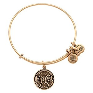Disney - Epcot Bangle By Alex and Ani - Gold - New by Disney [並行輸入品]
