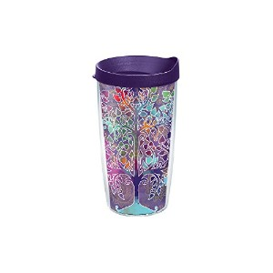Tervis 1250528on Trend Tumbler with Wrap、16オンス、クリア