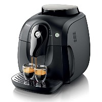 Philips HD8650/01 Philips 2000 series Super-automatic espresso machine 220V & Simple English User's...