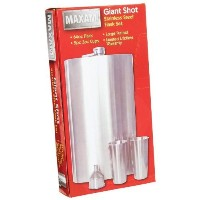 BF Systems KTFLSKGS Giant Shot Flask, 64 oz by BF Systems