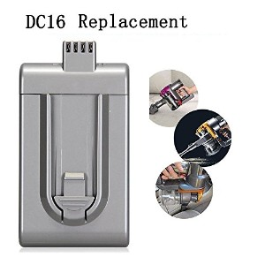 Dtk 互換用バッテリー ダイソン Dyson ハンドヘルド掃除機用 DC 16 Route 6 DC 16 Animal DC 16 Miyake Issei Exclusive DC 16...