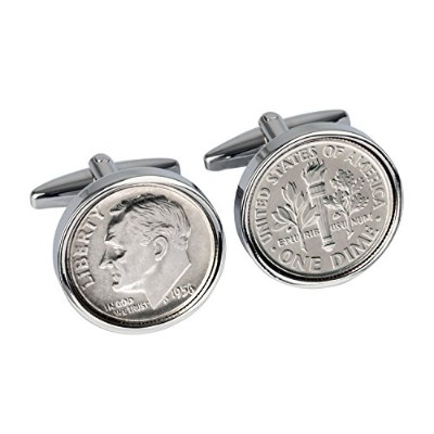 1937Us Coin Cufflinks -80th誕生日ギフト