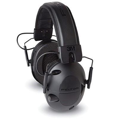 Peltor Sport Tactical 100 Electronic Hearing Protector (TAC100) by 3M