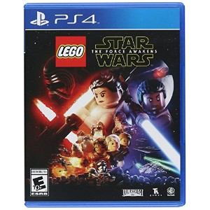 LEGO Star Wars The Force Awakens (輸入版:北米) - PS4