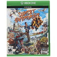 Sunset Overdrive Standard Edition (輸入版:北米) - XboxOne