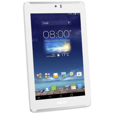 ASUS Fonepad 7 LTE ME372 TABLET / ホワイト ( Android 4.3 / 7 inch / Atom Z2560 / eMMC 16GB / 1GB ) ME372-WH16LTE