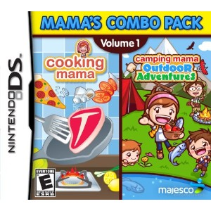 Mamas Combo Pack 1 (輸入版:北米) DS