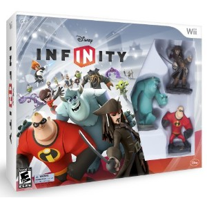 Infinity Starter Pack-Wii