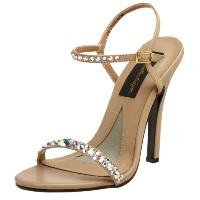 Benjamin Walk 903MO_08.5 Savannah Shoes in Taupe with Stones - Size 8.5
